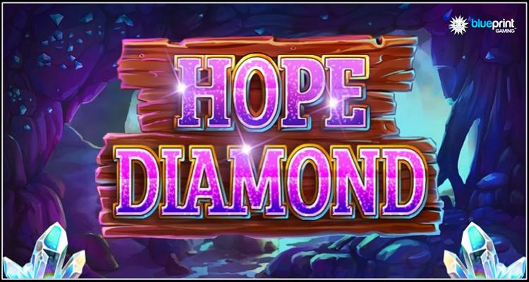 Blueprint complements game portfolio with new slot Hope Diamond