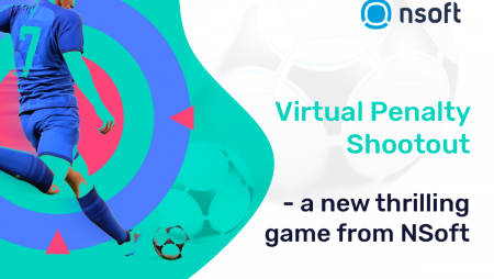 Virtual Penalty Shootout – a new thrilling game from NSoft