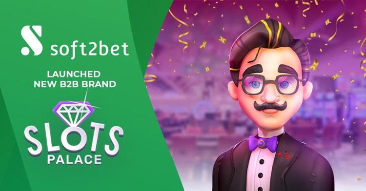 "Soft2bet new casino brand SlotsPalace focuses on ""luxury side of life"""