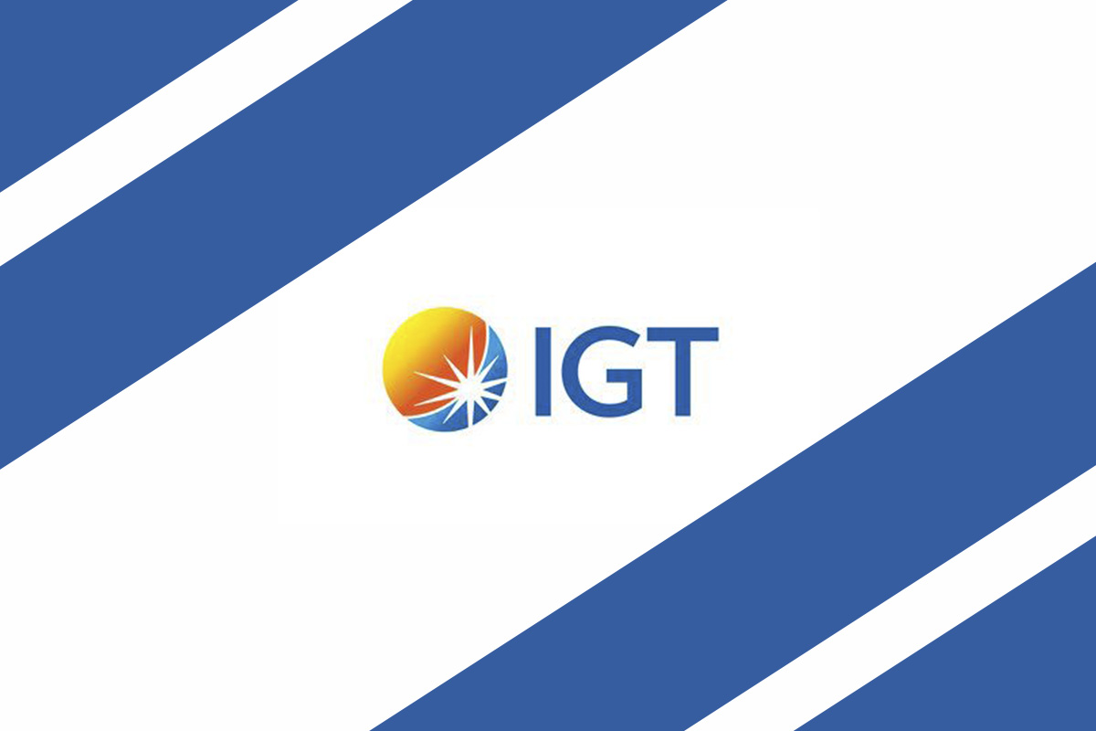 "IGT Wins ""Sustainable Business Award"" in 2020 Industry Community Awards"