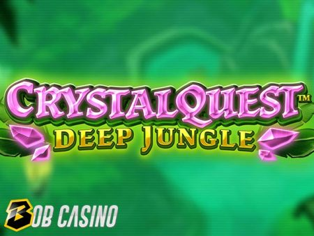 Crystal Quest™: Deep Jungle Slot Review (Thunderkick)