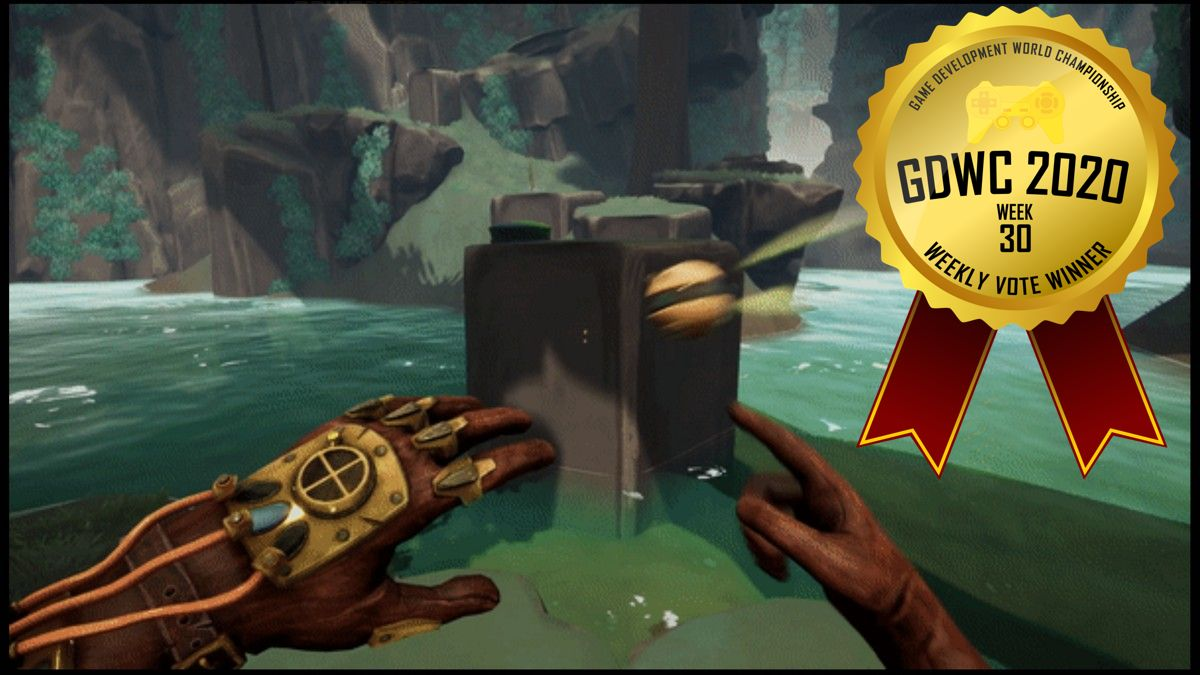 Project Grove Notched Up the Victory at Exploring Puzzles Weekly Vote at the Game Development World Championship!