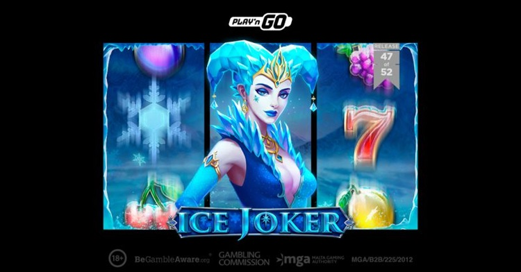 Play'n GO launches new Ice Joker slot: latest addition to popular series