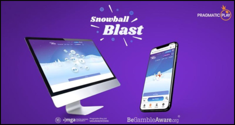 Pragmatic Play Limited gets seasonal with new Snowball Blast innovation