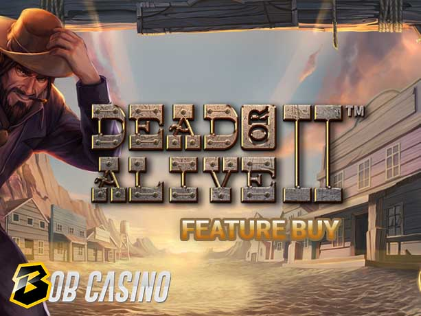 Dead or Alive 2 Feature Buy (NetEnt)