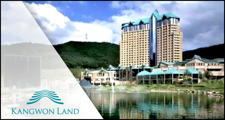 Three-year license extension for South Korea's Kangwon Land Incorporated