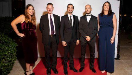 Rabbit Entertainment work magic as winners at the SBC Awards