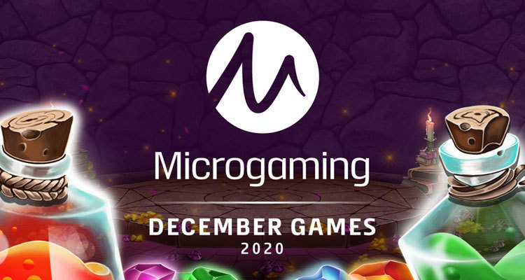 Microgaming announces upcoming December online slot releases