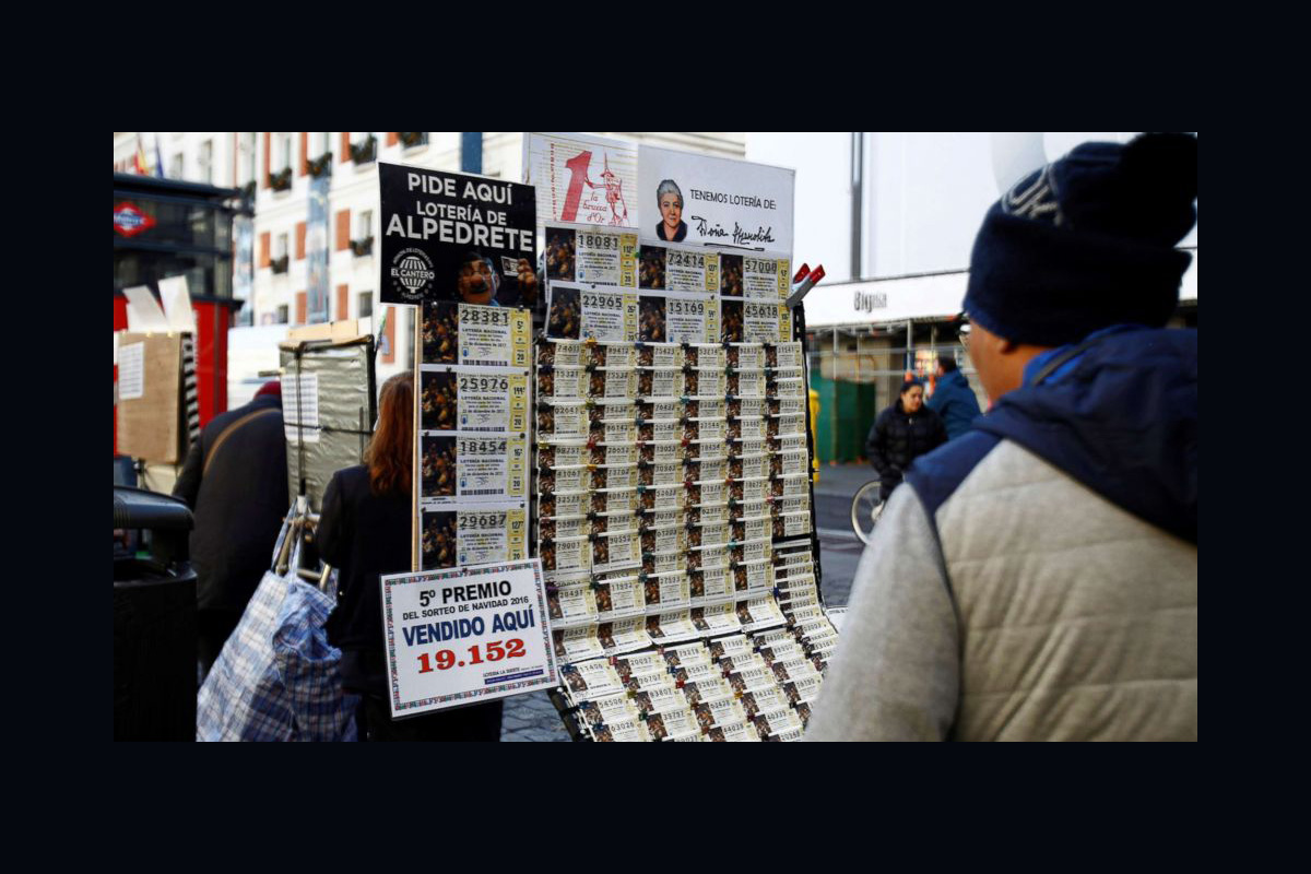 Spain's Christmas Lottery to Pay Out €2.41bn in Prizes