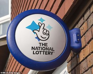 Under 18s ban for UK National Lottery