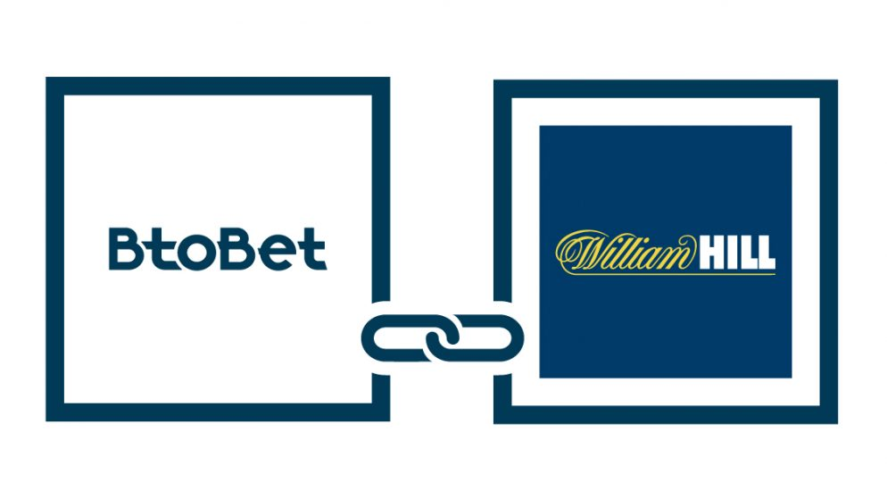 ASPIRE GLOBAL'S BTOBET SIGNS PLATFORM AND SPORTSBOOK DEAL WITH WILLIAM HILL IN COLOMBIA