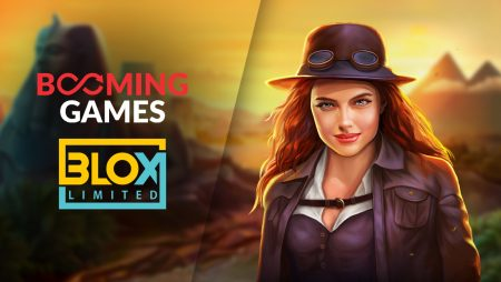 BLOX Levels Up Slots Offering With Booming Games