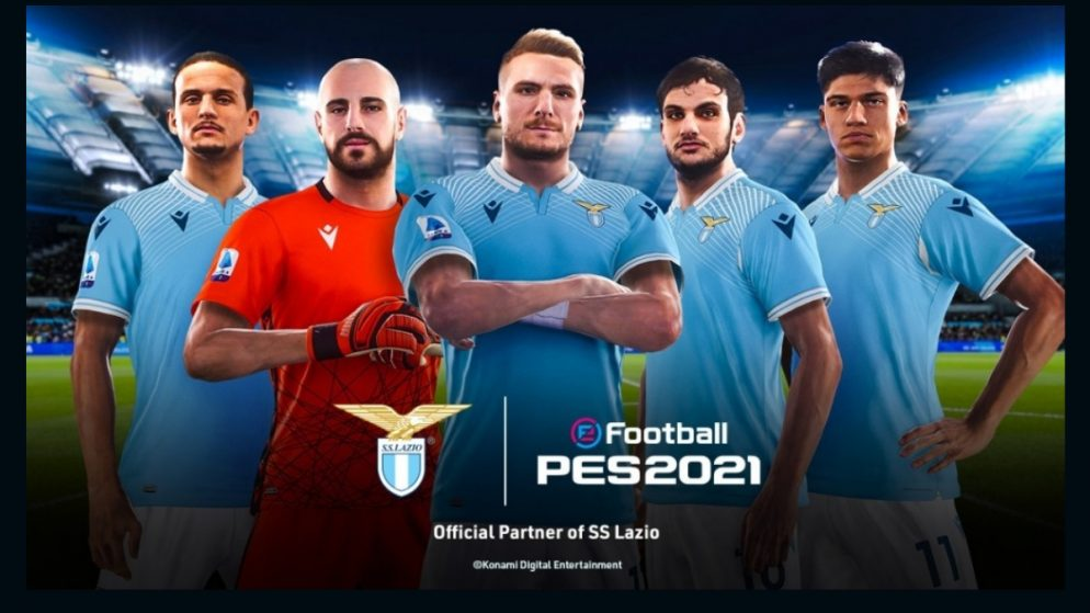 Konami Announces Partnership With SS Lazio