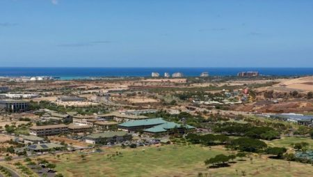 Casino resort proposal for the Island of Oahu approved by Hawaiian Homes Commission