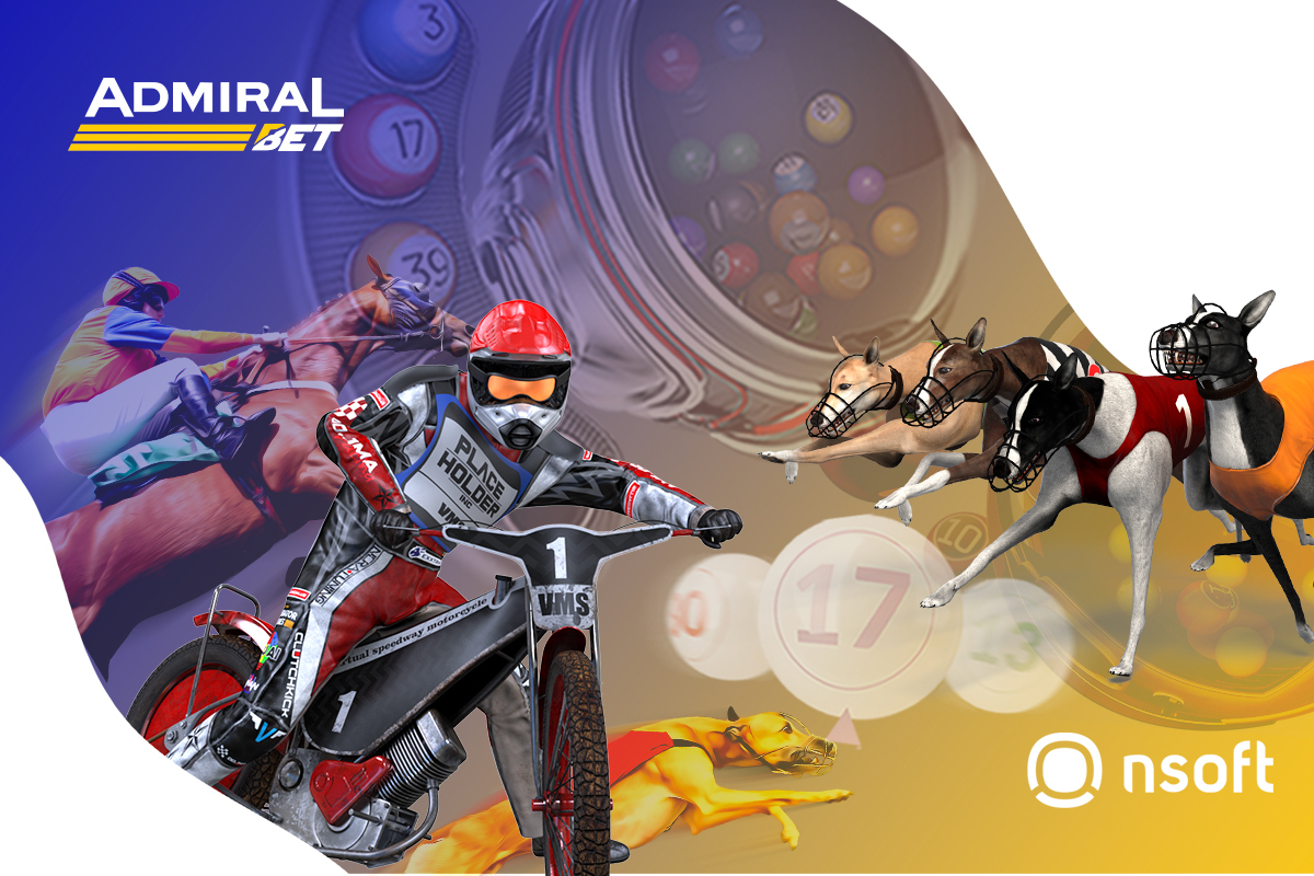 AdmiralBet to offer NSoft's virtual games