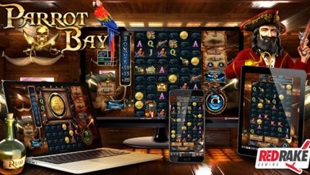 Red Rake Gaming introduces new Parrot Bay online slot game