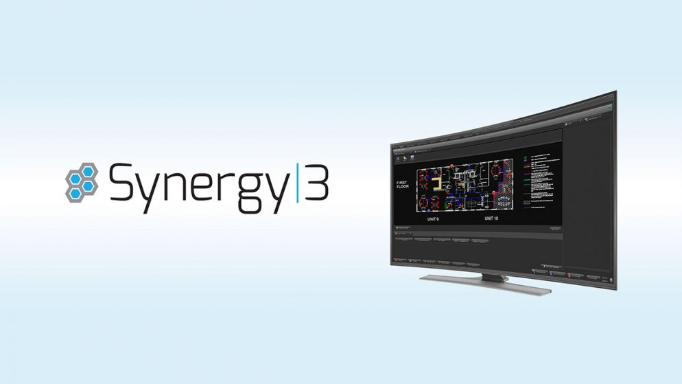 Synectics Introduces New Features to its Synergy Software Platform