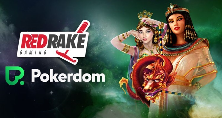 Red Rake Gaming agrees new content supply deal with Pokerdom: expands footprint in Eastern Europe