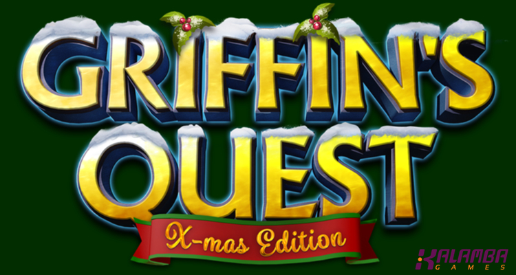 Kalamba Games releases new Christmas edition of Griffin's Quest online slot game