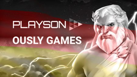 Playson ready for German iGaming market: agrees deal with Ously Games