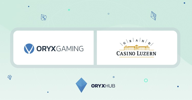 Oryx Gaming debuts in Swiss market via Grand Casino Luzern content deal for mycasino.ch