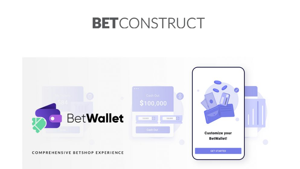 BetConstruct Launches BetWallet