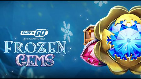 Play'n GO is keeping it cool with new Frozen Gems video slot
