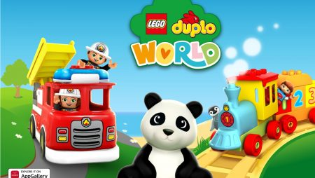 LEGO®DUPLO® WORLD joins AppGallery to bring iconic learn and play experiences to millions of Huawei users