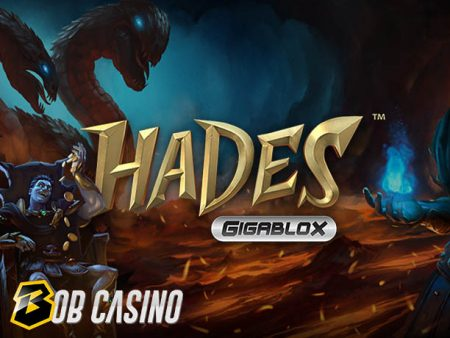 Hades Gigablox™ Slot Review (Yggdrasil)