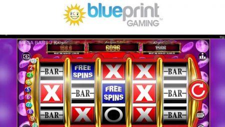 Blueprint Gaming drops latest online slot title in Jackpot King series, Mega Bars Jackpot King