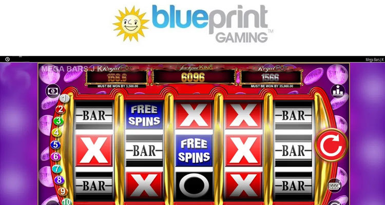 Blueprint Gaming drops latest online slot title in Jackpot King series, Mega Bars Jackpot King