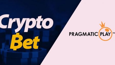 Pragmatic Play expands agreement with Videoslots; launches products with CryptoBet
