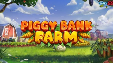 Play'n GO releases final title of 2020 with new online video slot Piggy Bank Farm