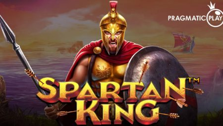 Pragmatic Play releases new slot Spartan King in epic battle