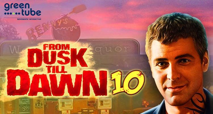 Greentube announces new online slot game From Dusk Till Dawn 10