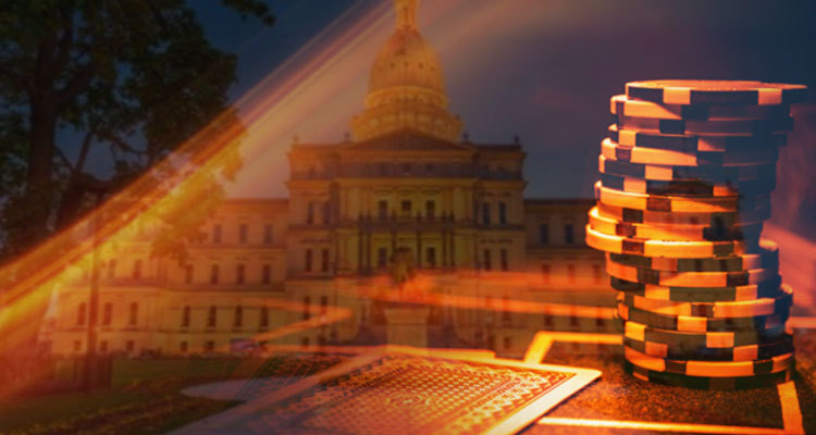 Michigan House approves interstate online poker bill