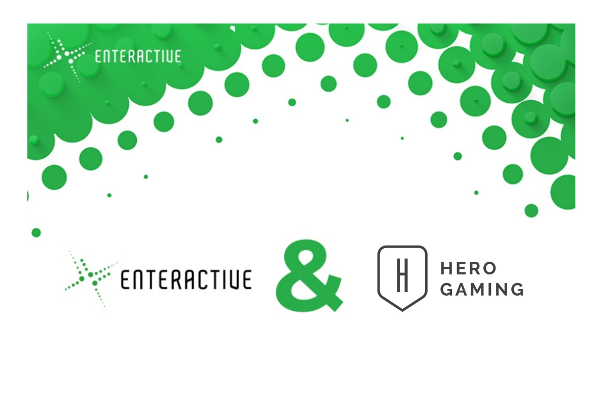 Hero Gaming doubles reactivation success with Enteractive