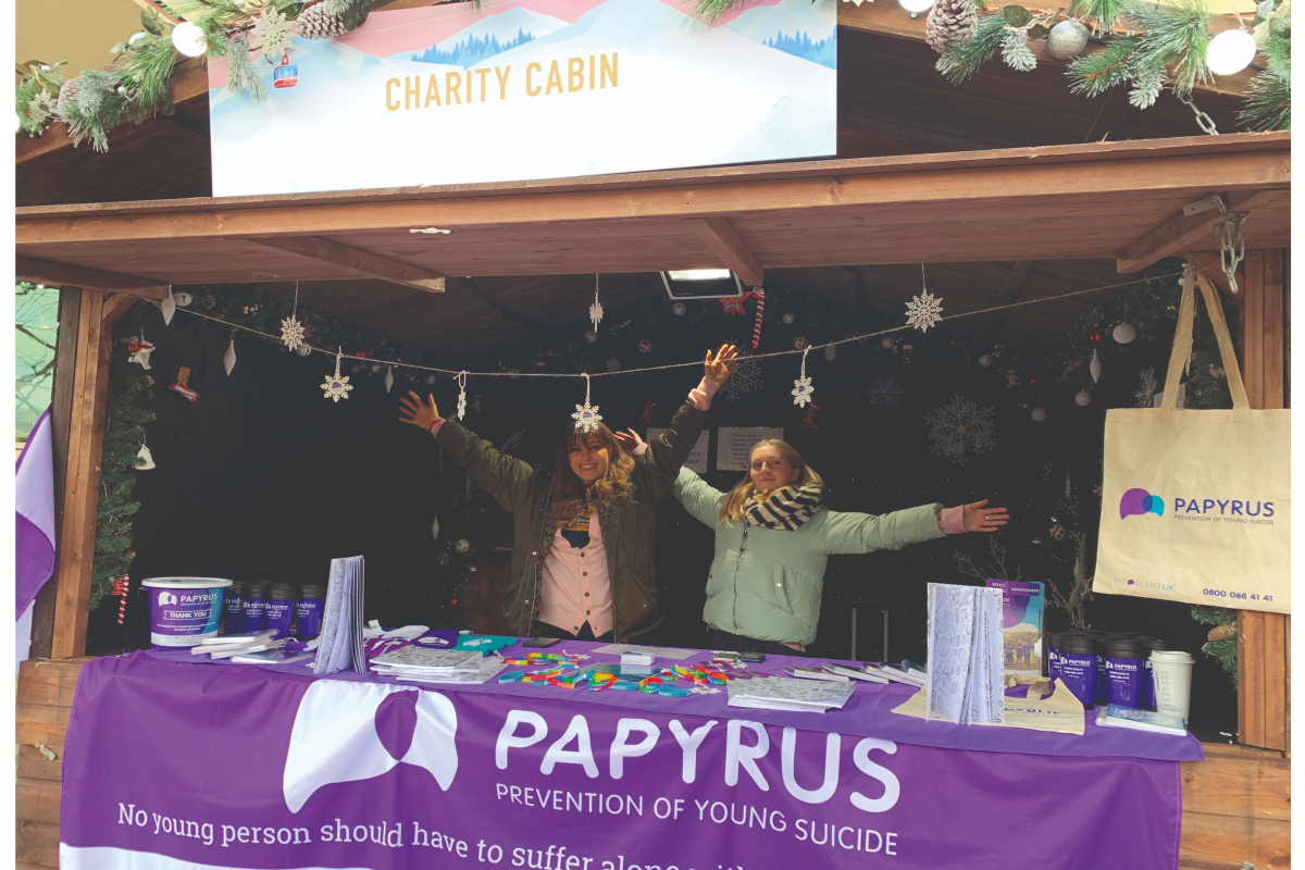 PAPYRUS & YGAM unite in their missions to keep young people safe