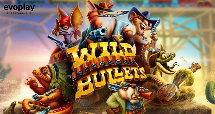 """Evoplay Entertainment's new slot Wild Bullets designed for """"tech-savvy"""" gamblers"""