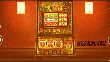 Realistic Games Limited remakes a classic with new Magic 10 video slot