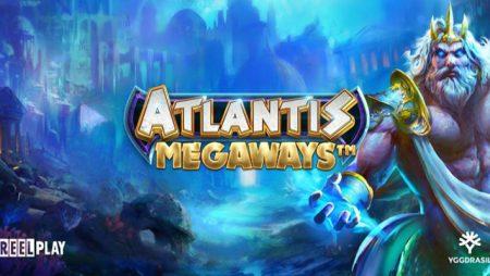 ReelPlay's new Atlantis Megaways video slot first produced via the YG Masters program