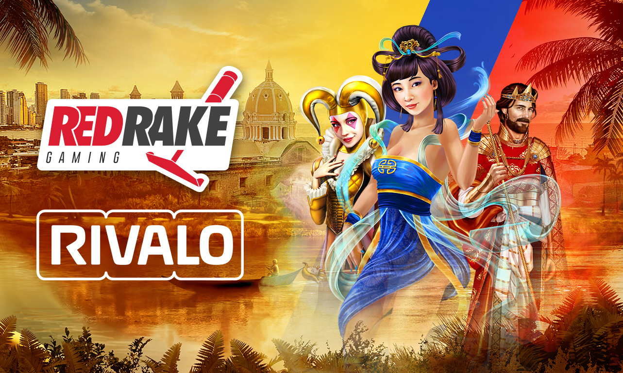 Red Rake Gaming partners with Rivalo in Colombia