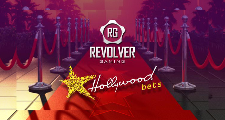 Hollywoodbets inks new slots distribution deal with Revolver Gaming for UK market
