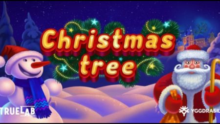 Yggdrasil Gaming Limited heralds the launch of new Christmas Tree video slot