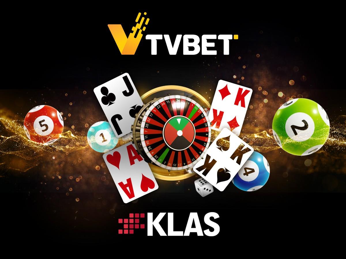 TVBET and Klas Platform Tie Up Partnership