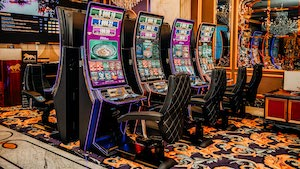 EGT General slots in Cyprus casino