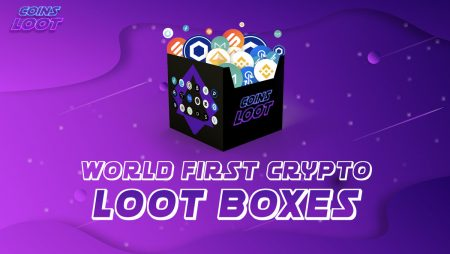 CoinsLoot Launches World's First Crypto Loot Box