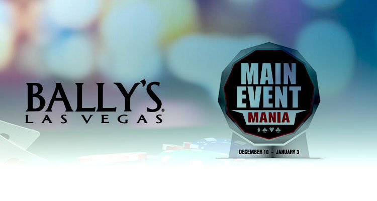 Bally's announces Main Event Mania featuring mega satellites into the WSOP.com Main Event