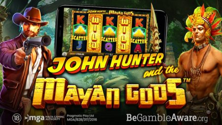Pragmatic Play releases fifth installment of John Hunter series with Mayan Gods