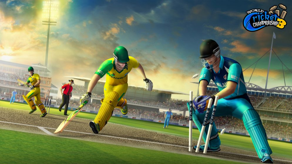 "World Cricket Championship 3 wins IGDC ""Studio Game of the Year"""